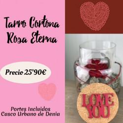 Tarro Cortona Rosa Eterna