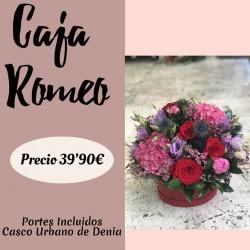 Caja Romeo