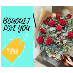BOUQUET LOVE YOU